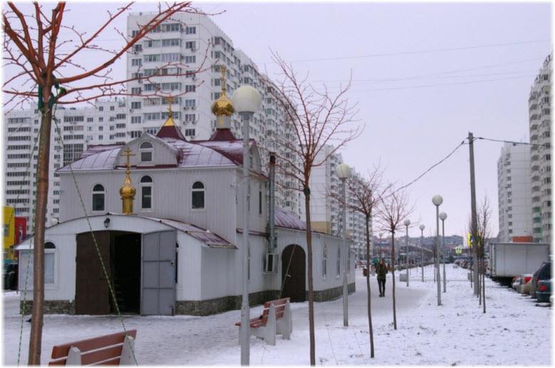 фото входа в церковь