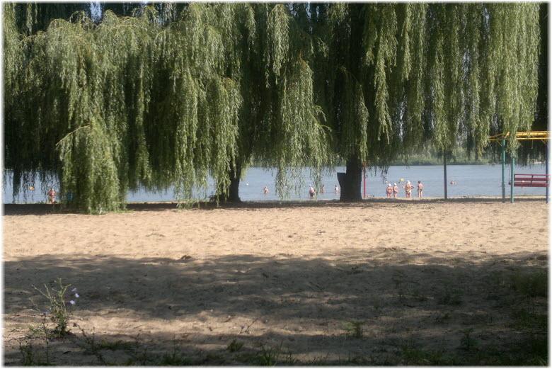 Городской пляж Азова