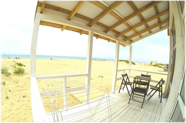 отель Blaga Beach