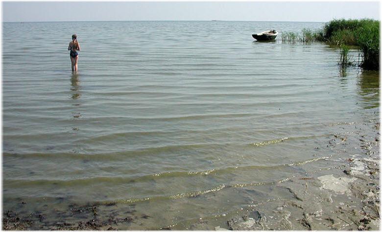 пляжи Приморки