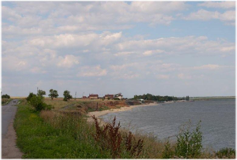 пляжи у Натальевки
