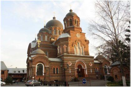 Свято-Екатерининский собор в Краснодаре