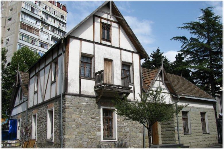 Этнографический музей в Лазаревском