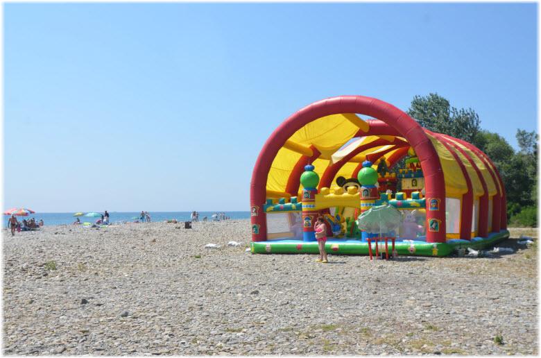 фото пляжа Чайка