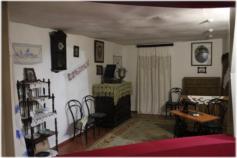 фото внутри Музея Ивана Поддубного