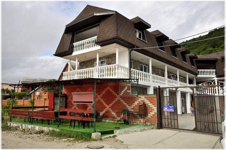 гостевой дом Ласточка