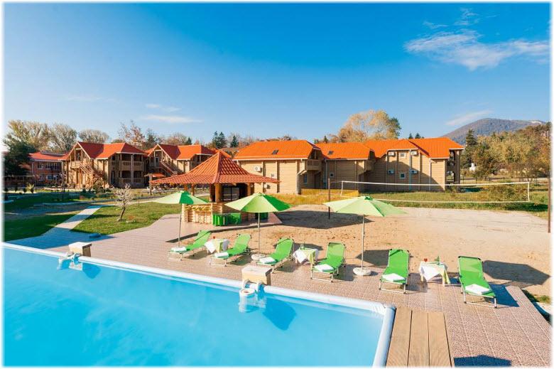 отель Озеро Дивное