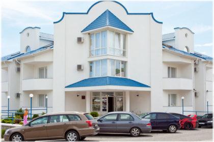 отели и гостиницы Архипо-Осиповки