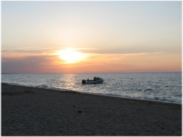 пляж за Приморьем