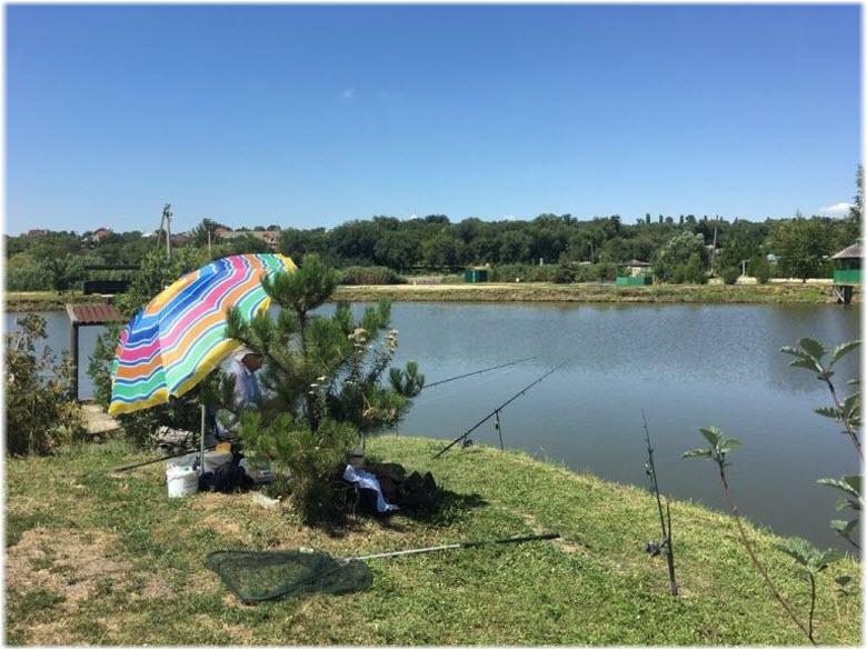 рыбалка на Миусском лимане