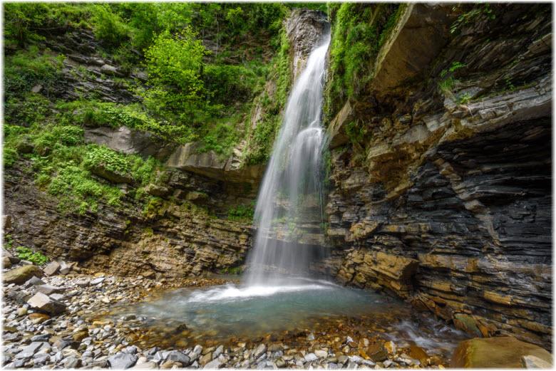 водопады Псезуапсе