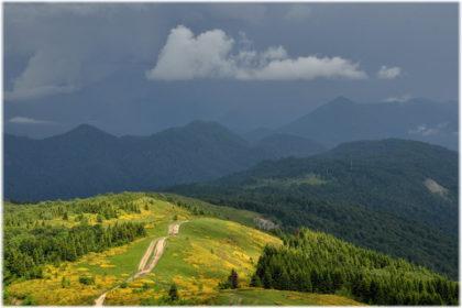 Грачевский перевал