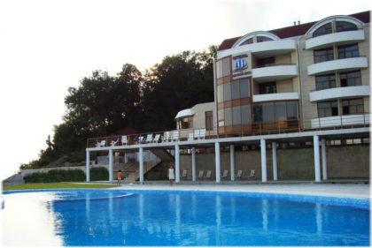 отели и гостиницы Небуга