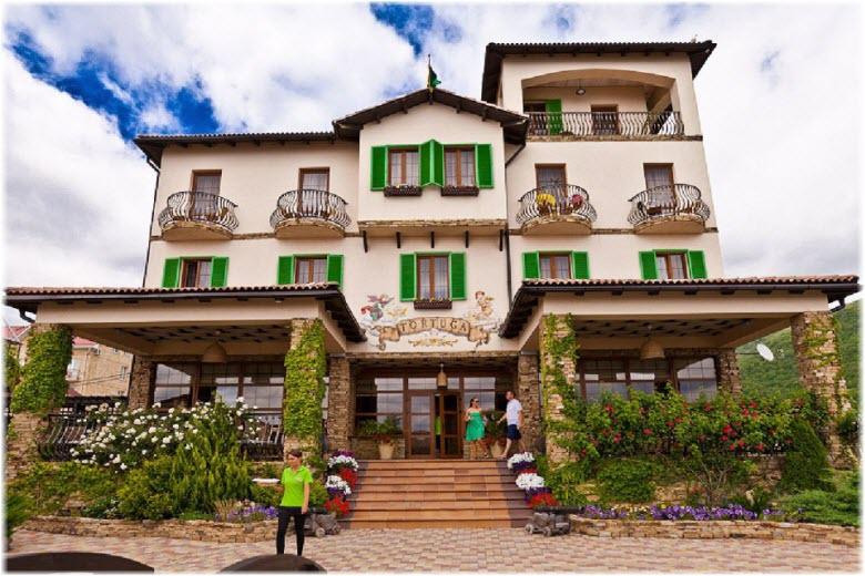 отель Тортуга