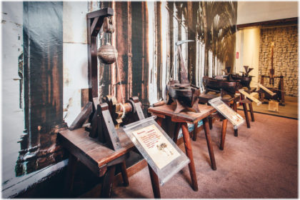 музей Леонардо да Винчи в Сочи