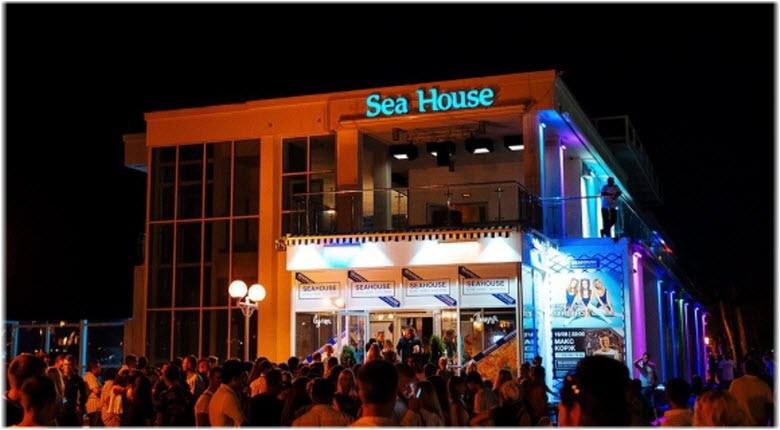 ночной клуб Sea House