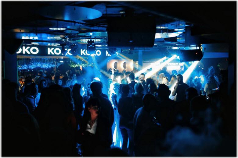 ночной клуб Коко