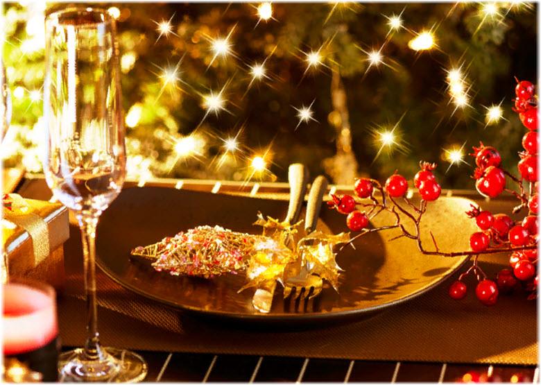 новый год в Трех мушкетерах