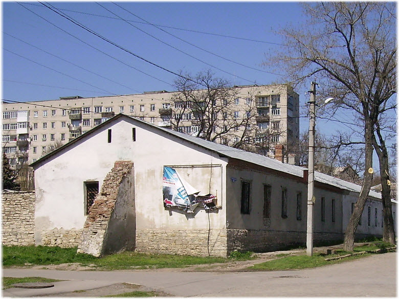 фото Петровских казарм