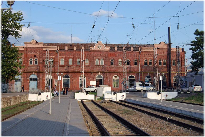фото Старого вокзала