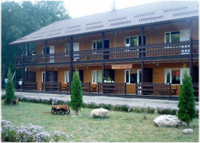 гостиница Кордес