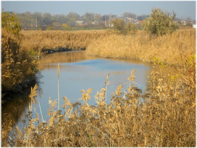 река Самбек