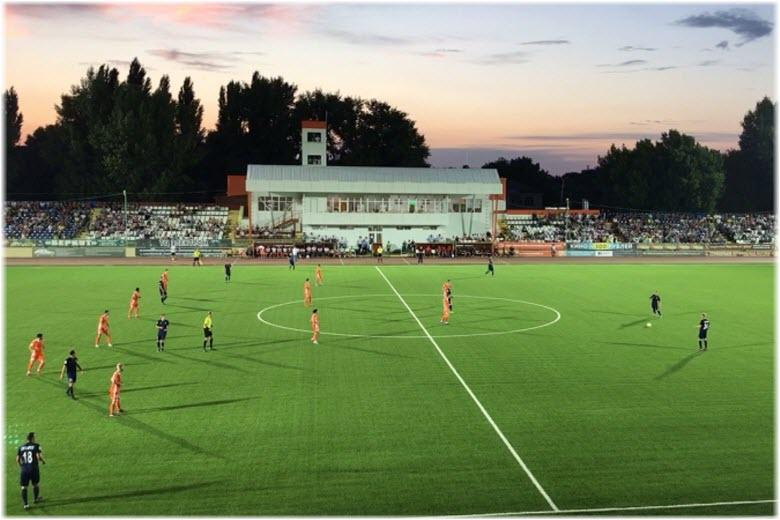 стадион Юность в Армавире