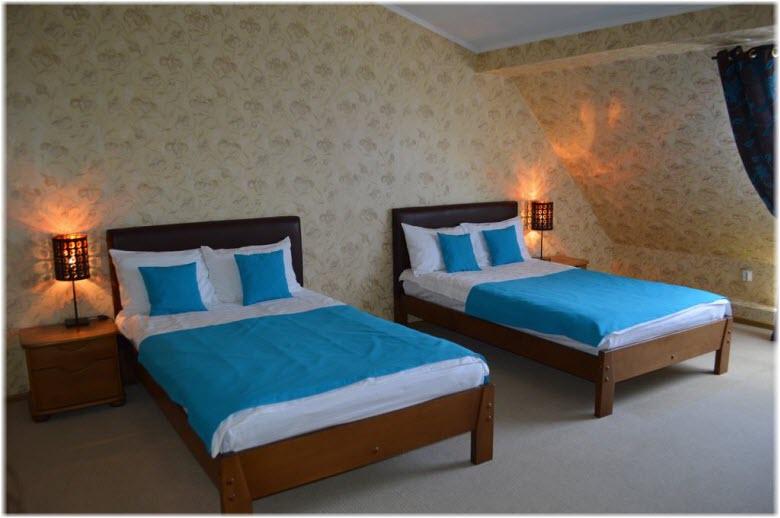 Vista Hotel в Краснодаре