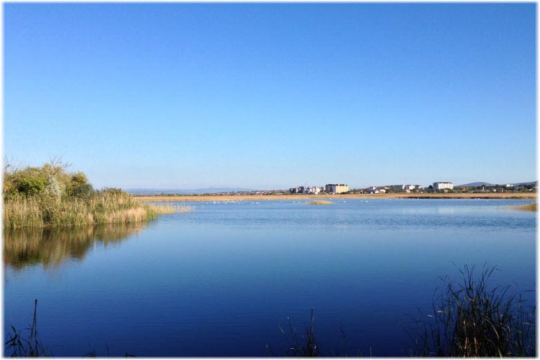 чембурское озеро анапа