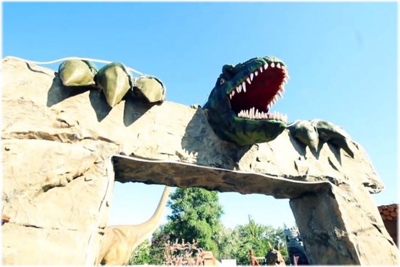 Динопарк «Рекс»