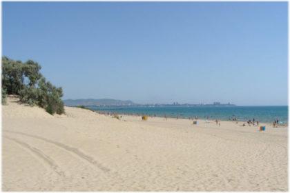 джемете гостевые дома рядом с морем и песчаный пляж