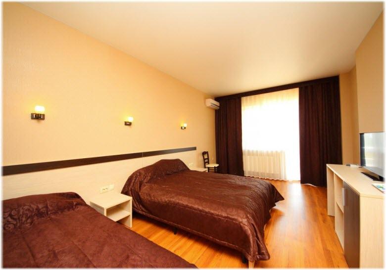 гостевой дом дюны джемете - в номере