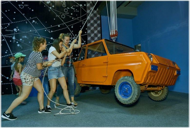 музей занимательных наук эйнштейна анапа