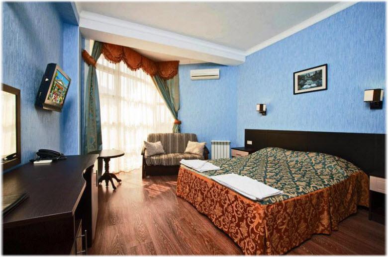 отель понтос витязево в номере