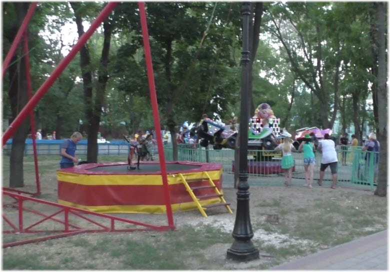 парк имени горького фото