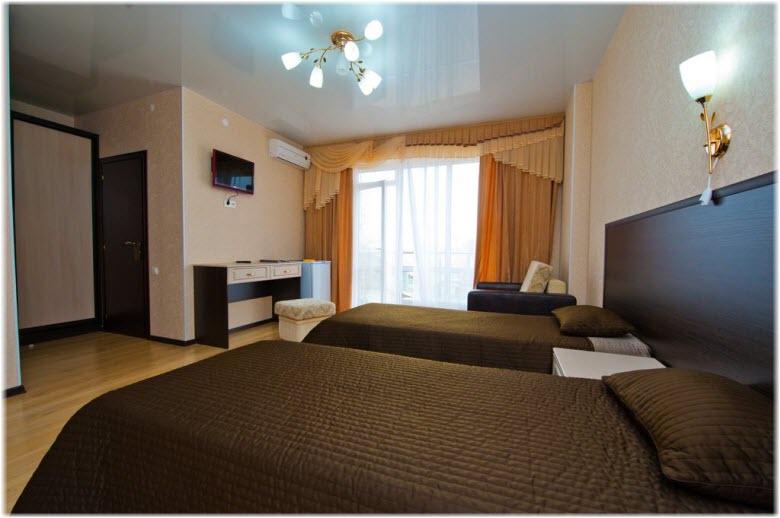Фото в номере отеля «Елена»