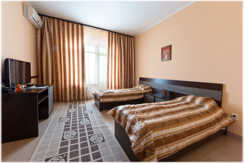 Фото в номере отеля Вавилон