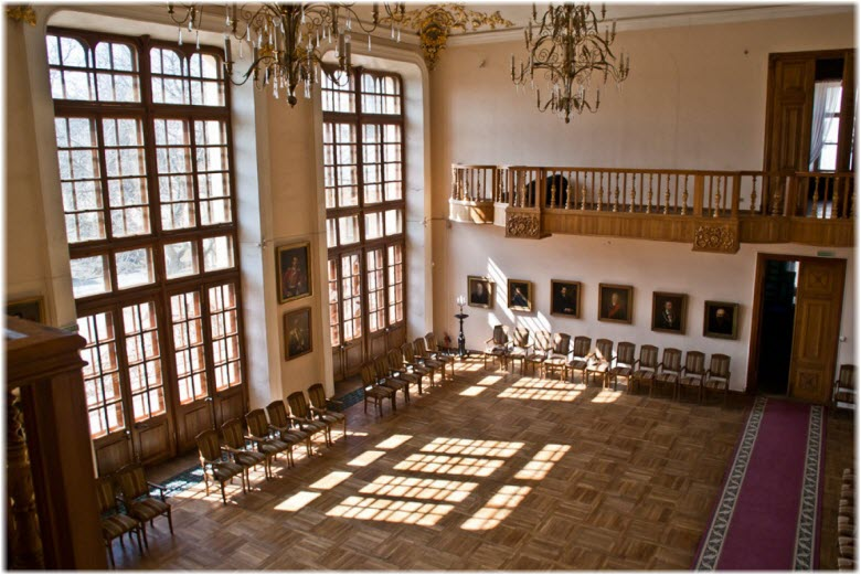 Фото внутри Историко-краеведческого музея