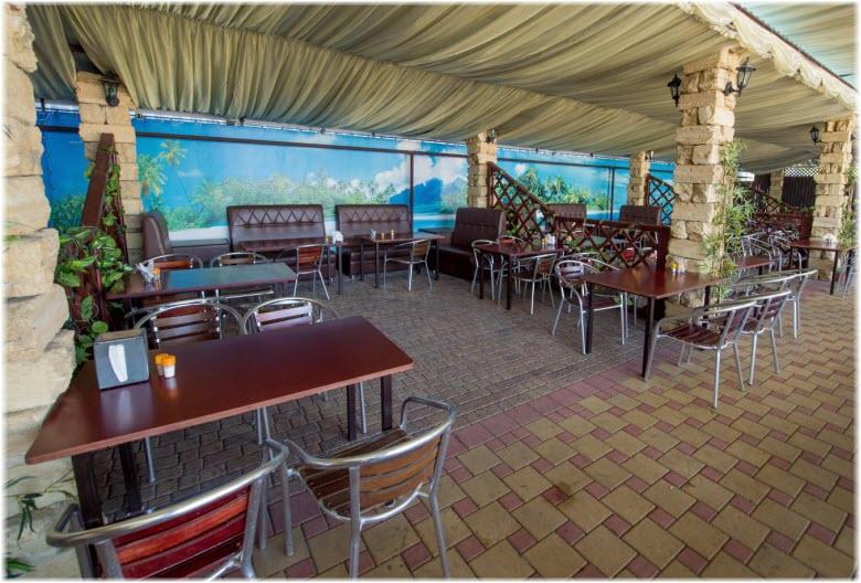Ресторан гостиницы Вавилон