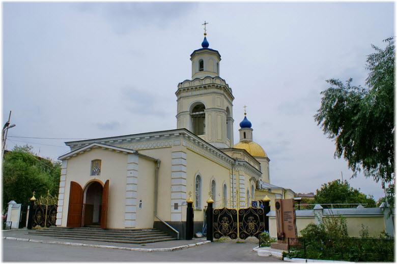 никольская церковь таганрог