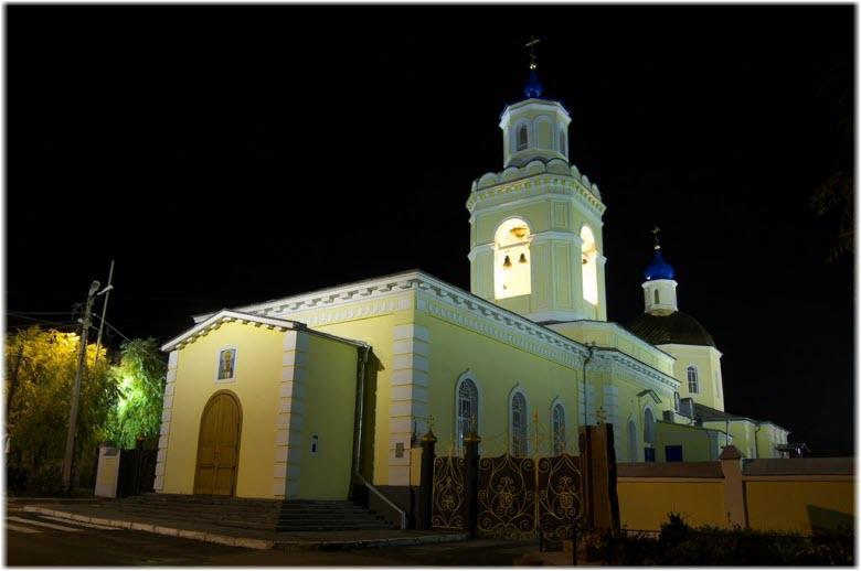 никольская церковь таганрог фото