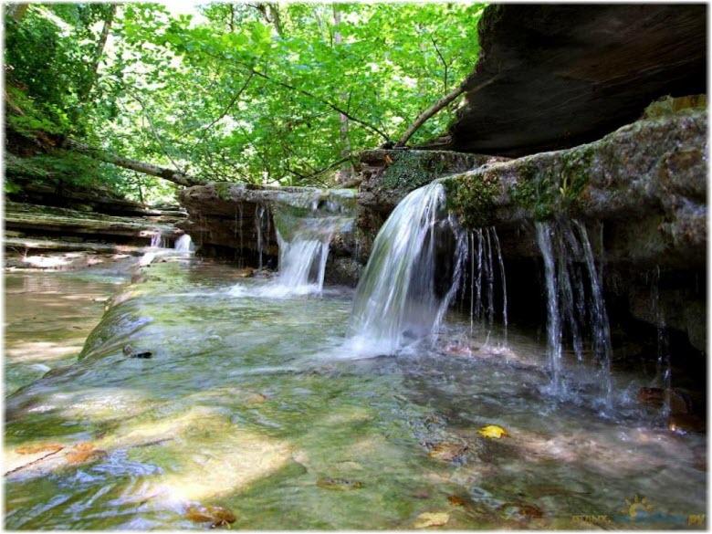 пшадские водопады фото 2