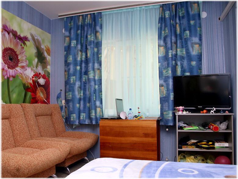 Фото в номере гостевого дома «У Татьяны»