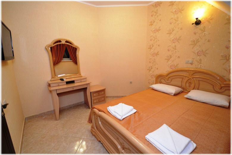 Фото в номере отеля «Кастро»
