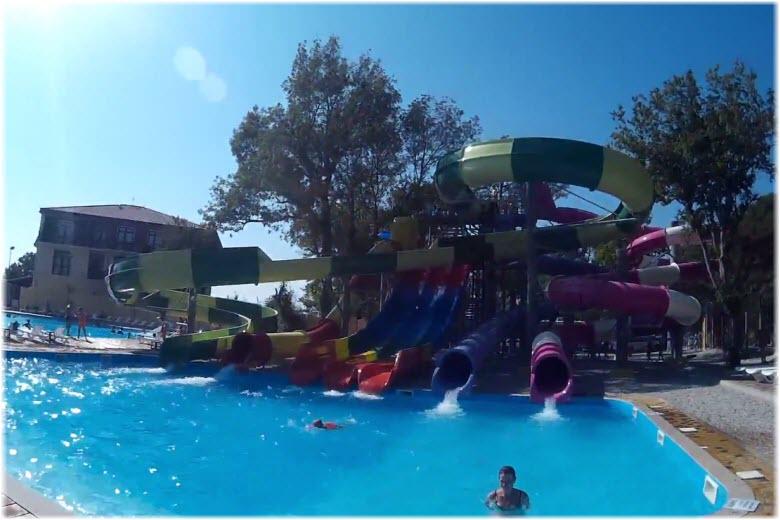Аквапарк «Эллада» в Кабардинке