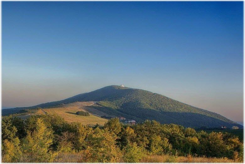 гора Колдун в Новороссийске