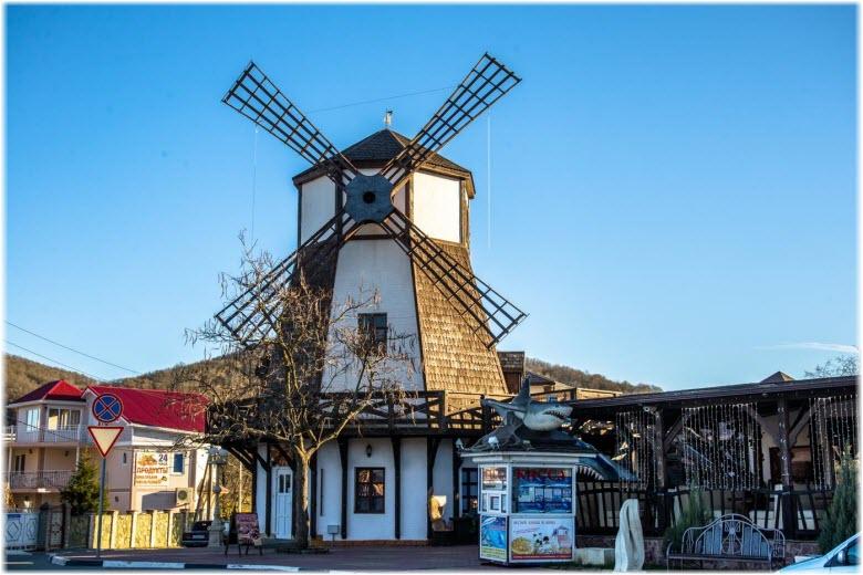 Музей хлеба и вина в Архипо-Осиповке