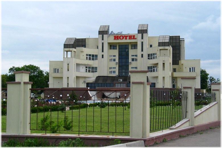 Отель «Виста» в Ейске
