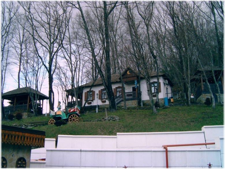 ресторан Казачий хутор в п. Агой