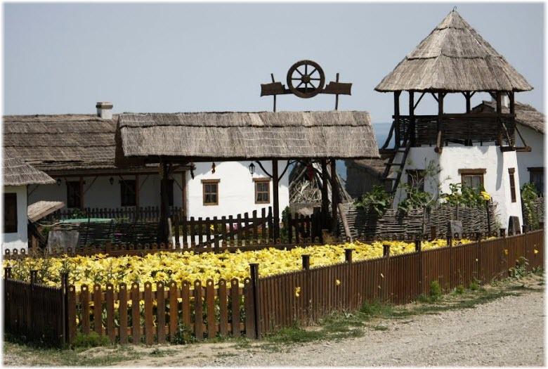 Казачья станица Атамань